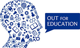 Out For Education Logo