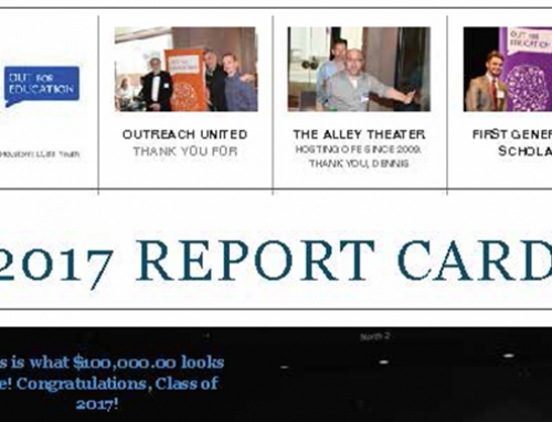 2017 Year End Report Card